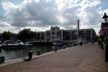 Potomac Riverboat Company Alexandria, VA Cruise Line Company dock
