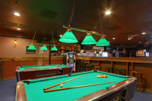 Rock It Grill Alexandria, VA Bar & Grill Pool Tables