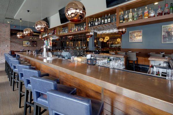Sullivan's Steakhouse Anchorage, AK Steak House Restaurant bar