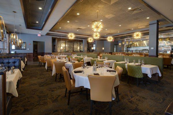 Sullivan's Steakhouse Anchorage, AK Steak House Restaurant dining area