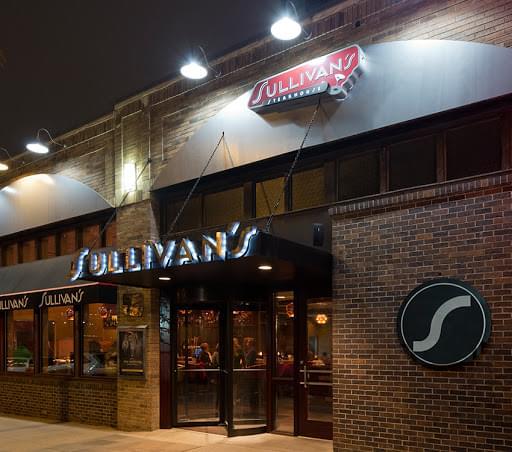 Sullivan's Steakhouse Austin, TX Steak House Restaurant exterior