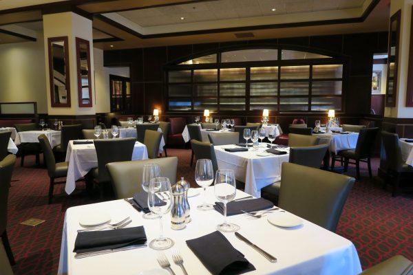 Sullivan's Steakhouse Baltimore, MD Steak House Restauarant seating