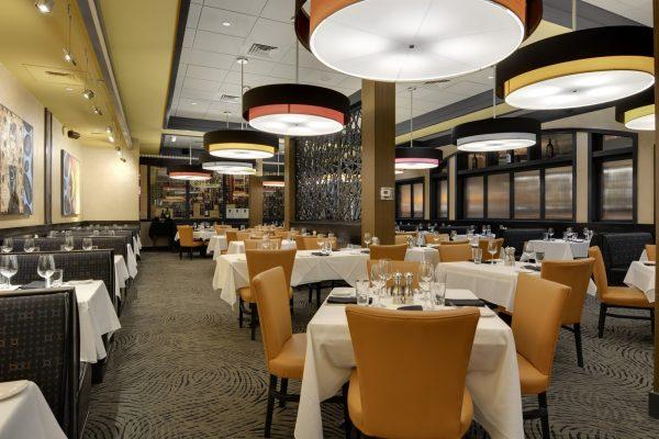 Sullivan's Steakhouse Charlotte, NC Steak House Restaurant dining area