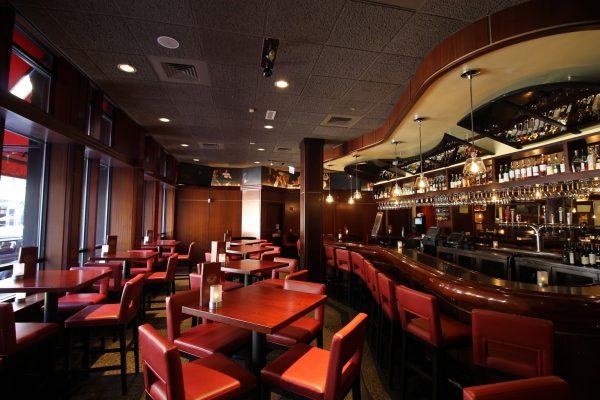 Sullivan's Steakhouse Chicago, IL bar