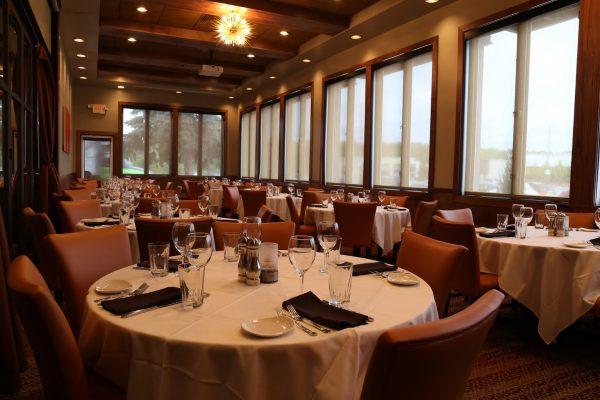 Sullivan's Steakhouse Indianapolis, IN Steak House Restaurant dining area