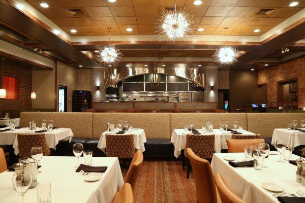 Sullivan's Steakhouse Indianapolis, IN Steak House Restaurant main dining room