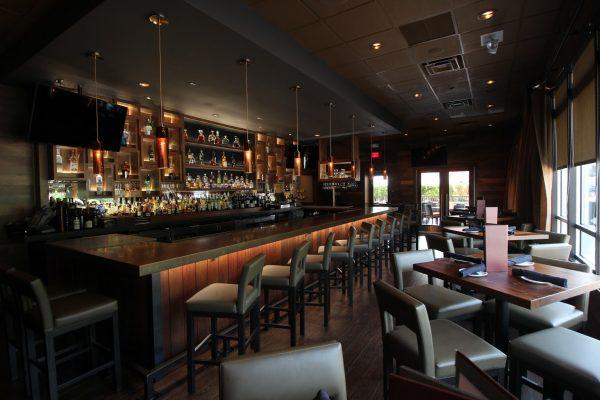 Sullivan's Steakhouse King of Prussia, PA Steak House Restaurant bar