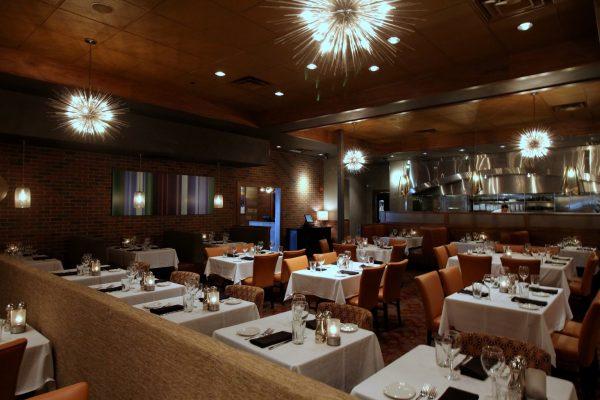Sullivan's Steakhouse King of Prussia, PA Steak House Restaurant dining area