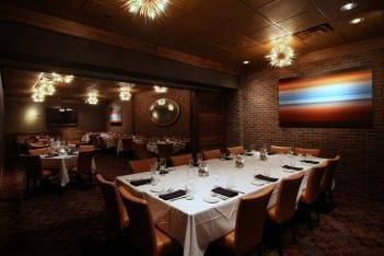 Sullivan's Steakhouse King of Prussia, PA Steak House Restaurant private room