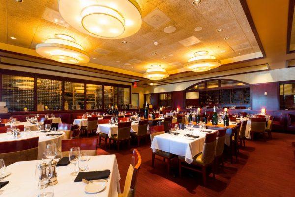Sullivan's Steakhouse Leawood, KS Steak House Restaurant dining area