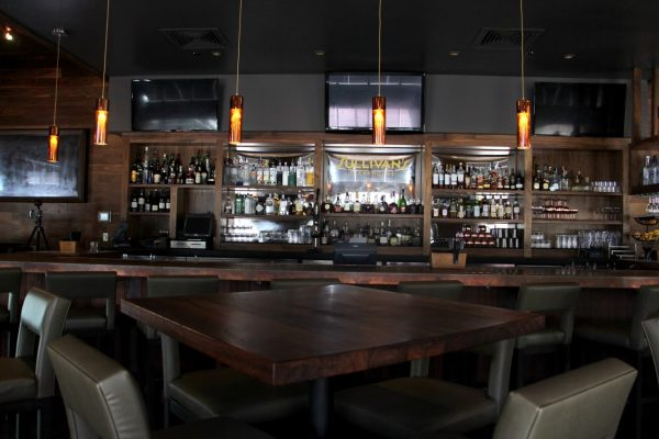 Sullivan's Steakhouse Naperville, IL Steak House Restaurant bar