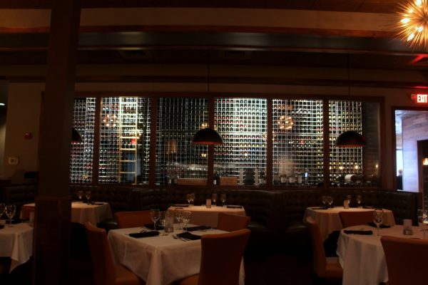 Sullivan's Steakhouse Naperville, IL Steak House Restaurant dining area