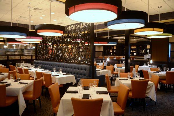 Sullivan's Steakhouse Palm Desert, CA Steak House dining area