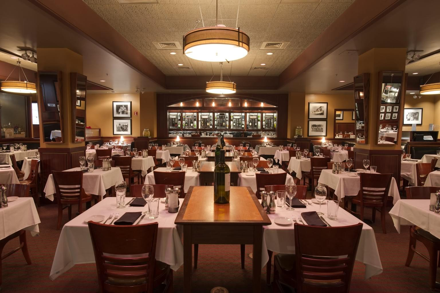 Raleigh Car Dealerships >> Sullivan's Steakhouse - Raleigh, NC - See-Inside Steak House Restauarant - Google Business View ...