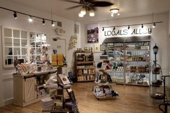 The Old Town Shop Alexandria, VA Gift Shop