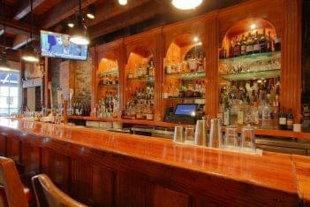 The Wharf Alexandria, VA Seafood Restaurant Bar counter