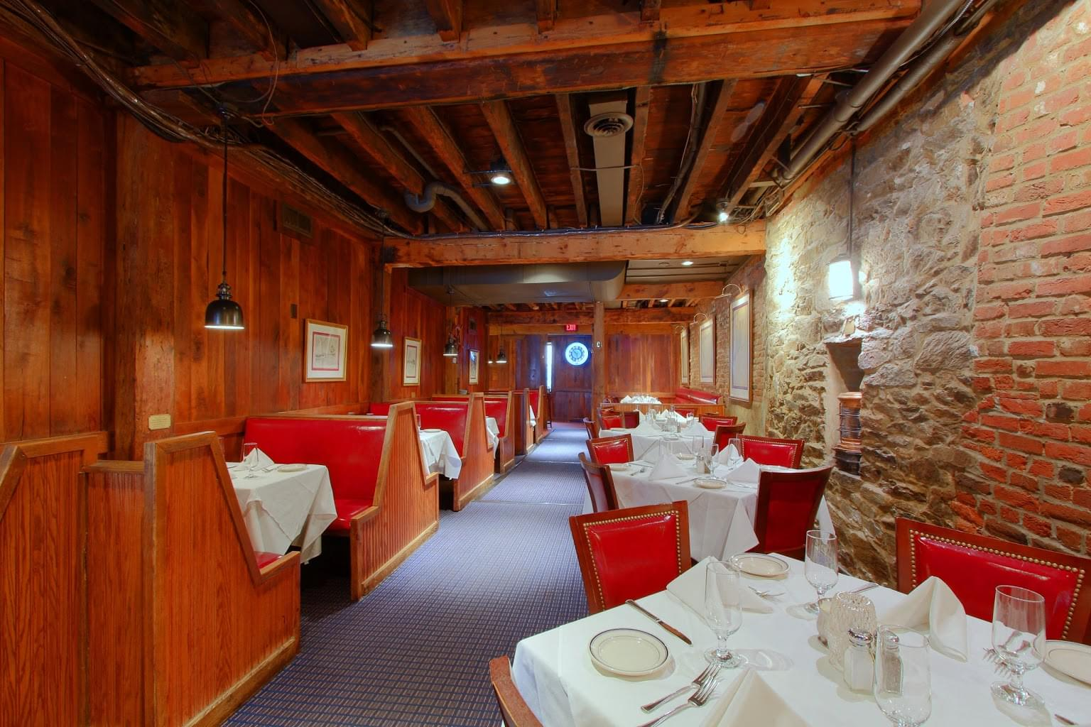 The Wharf Alexandria, VA Seafood Restaurant Ground floor dining