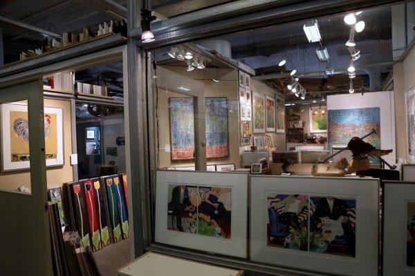 Torpedo Factory Art Center Alexandria, VA Art Center gallery