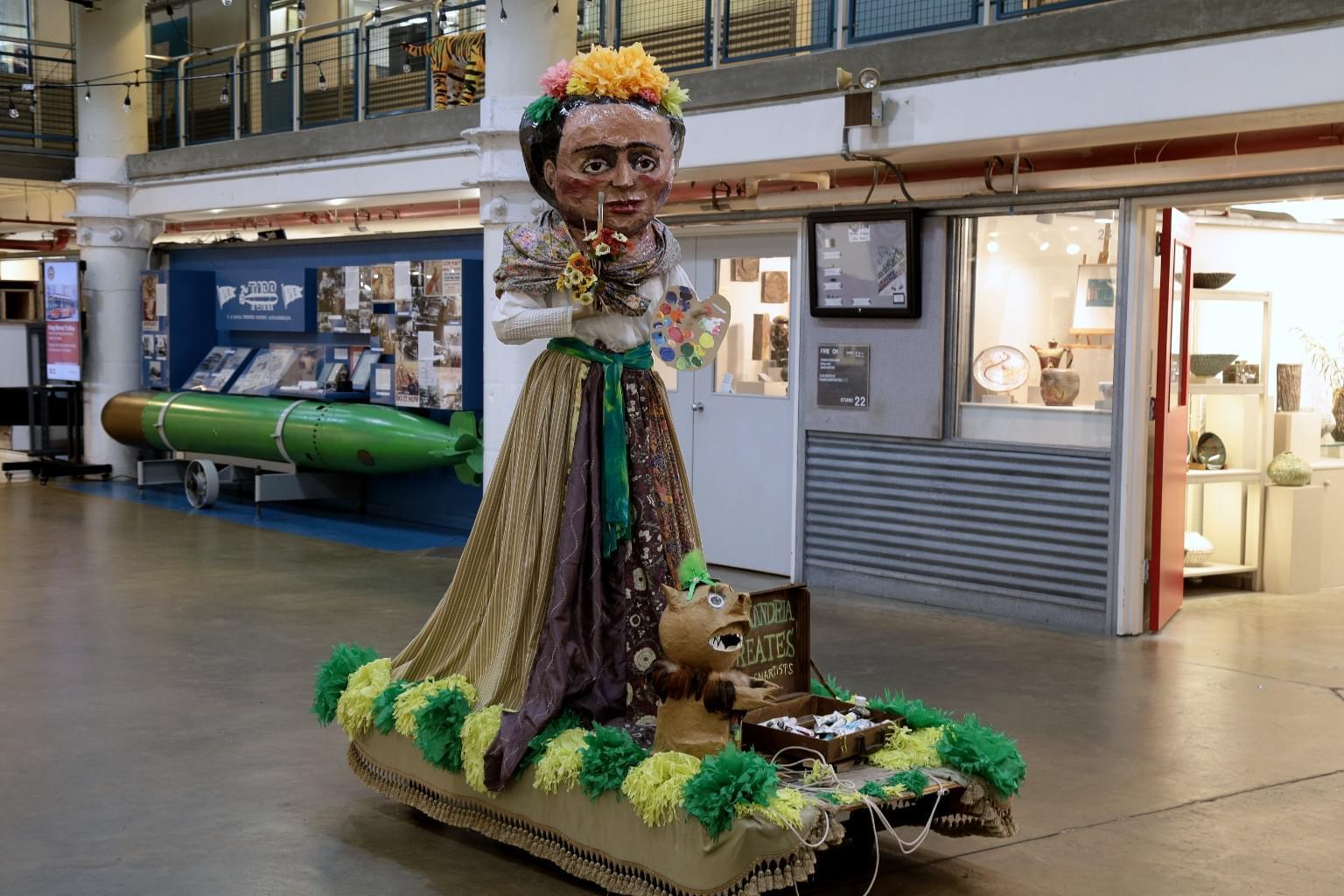 Torpedo Factory Art Center – Alexandria, VA – See-Inside Art Center