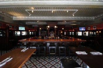 Union Street Public House Alexandria, VA Steak House bar
