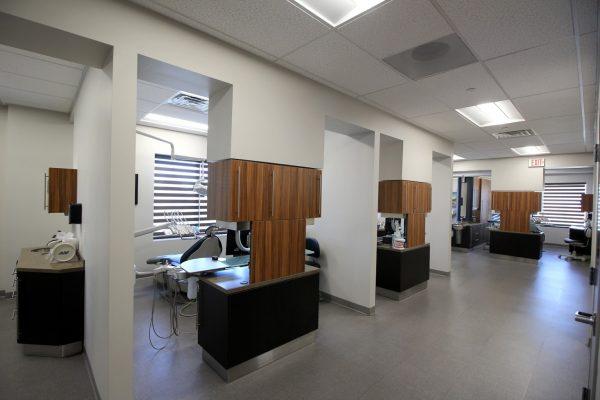 Wallerstein Seth DMD Edison, NJ Dental Office hallway