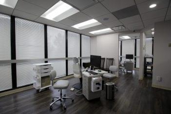 Alexandria Orthodontics Alexandria, VA exam room