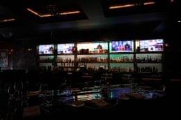 Blackstones Grille Southport, CT Steak House bar