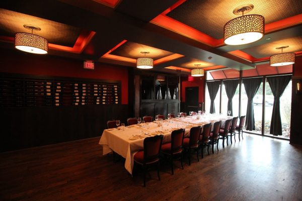 Blackstones Grille Southport, CT Steak House private party room