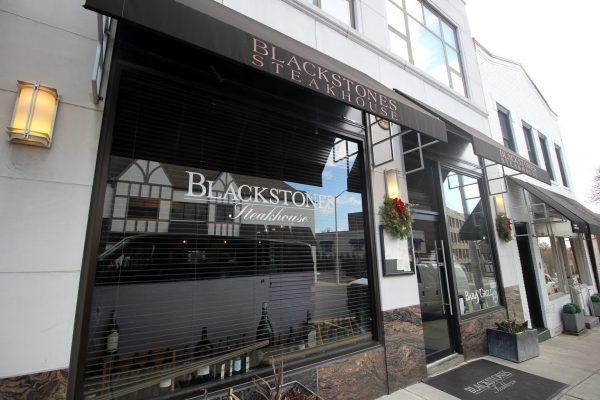 Blackstones Steakhouse Greenwich, CT Restuarant exterior