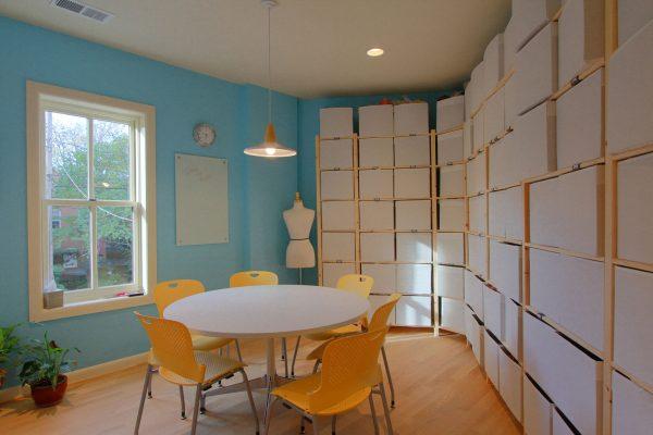 Fibre Space Alexandria, VA Yarn Store Classroom