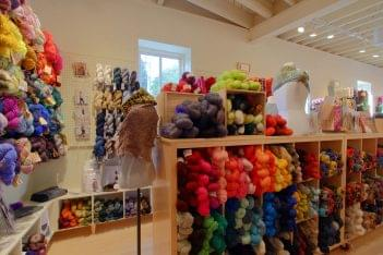 Fibre Space Alexandria, VA Yarn Store Merchandise