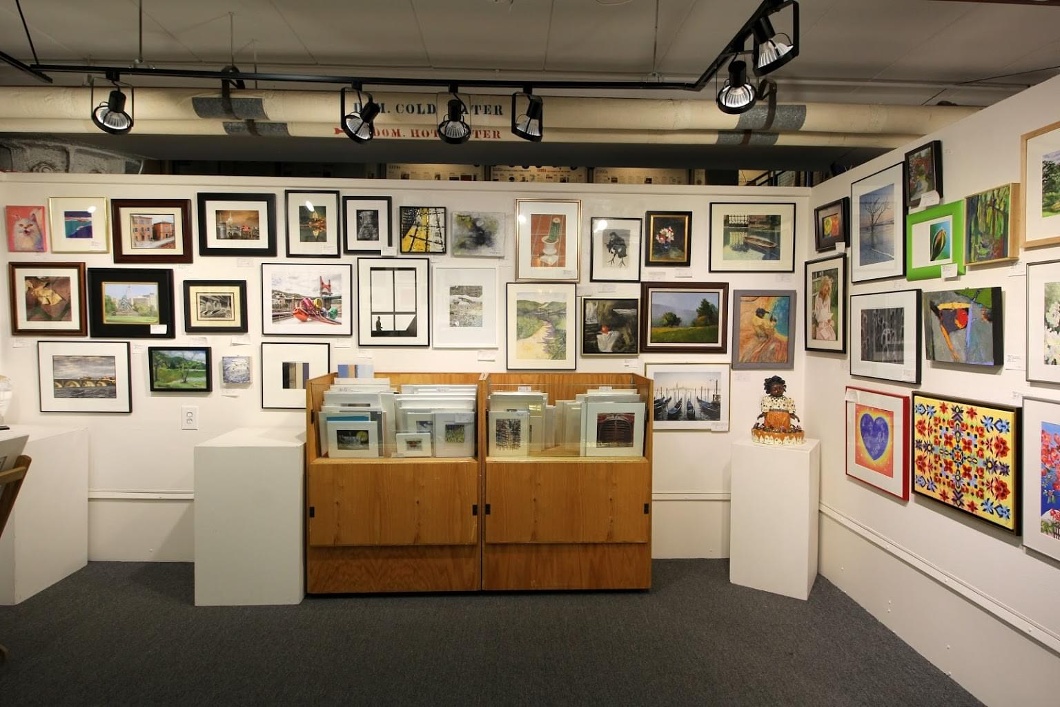 The Art League Alexandria, VA Art School gallery exhibition