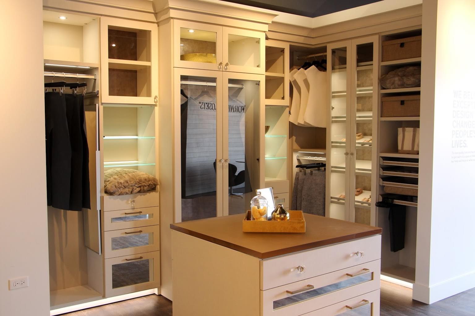 California Closets Interior Designer in Deerfield, IL