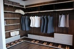 California Closets Interior Designer in Deerfield, IL wardrobe
