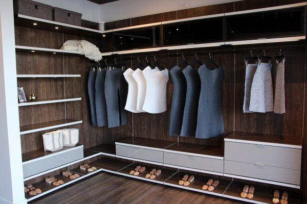 California Closets Interior Designer in Deerfield, IL wardrobe