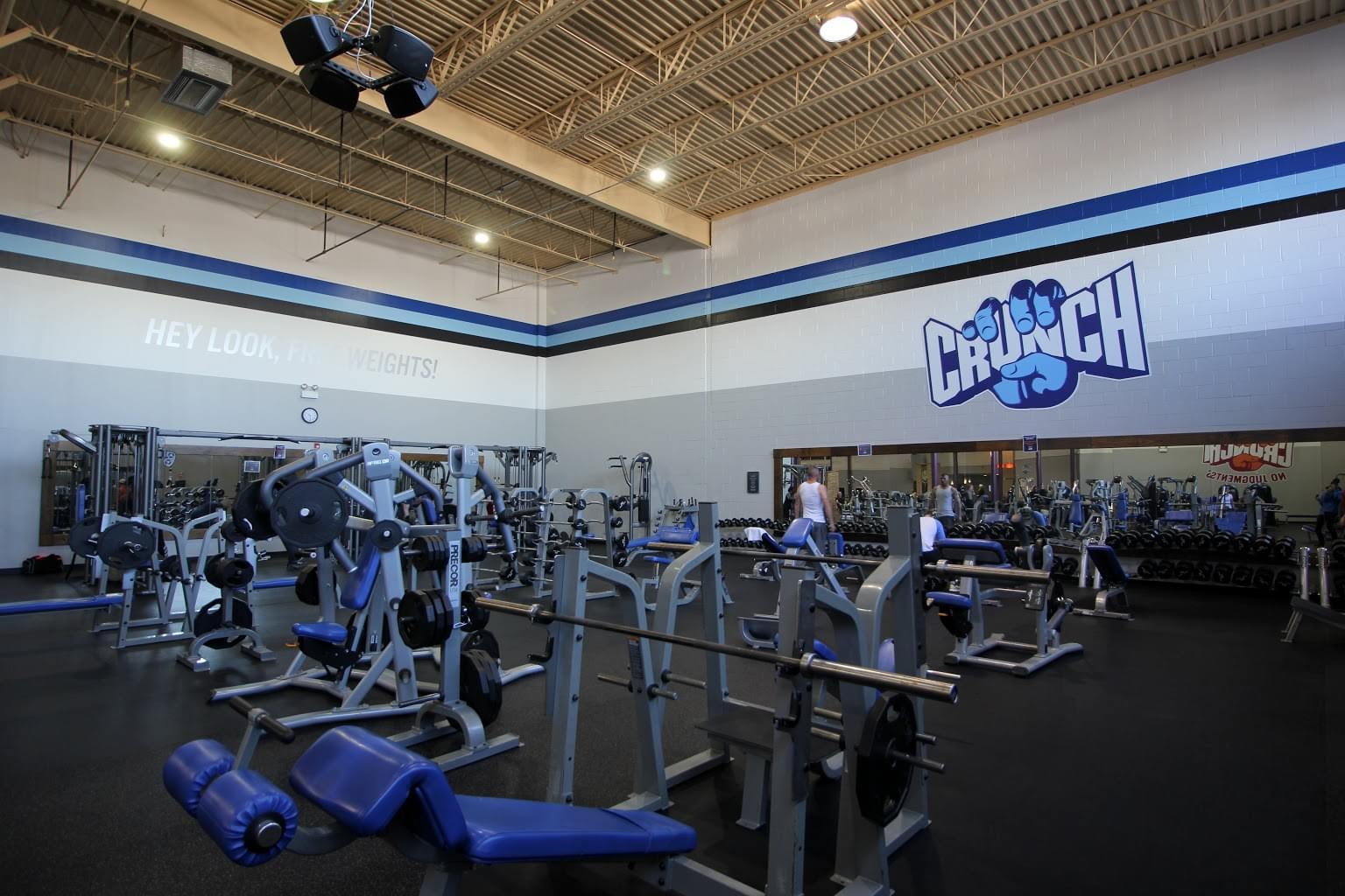 Crunch Fitness Gym In Richmond Va Google Business View