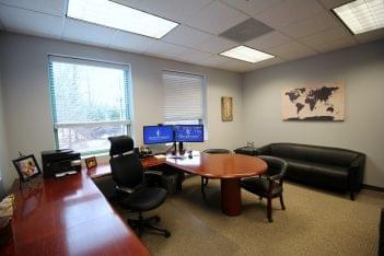Grungo Colarulo Law Firm in Cherry Hill, NJ office desk