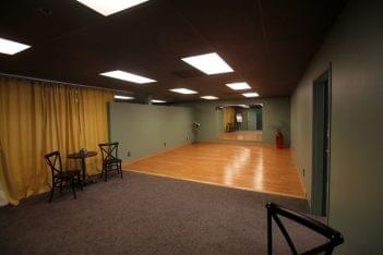 Arthur Murray Dance Center in Montrose, CA back dance studio