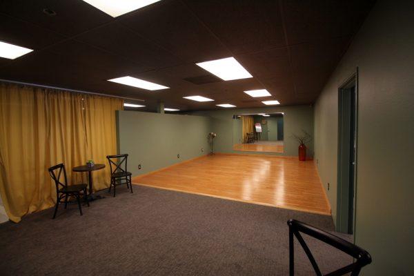 Arthur Murray Dance Center in Montrose, CA back dance studio