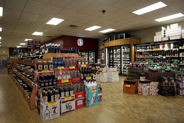 Traino's Wine & Spirits Liquor Store in Voorhees, NJ