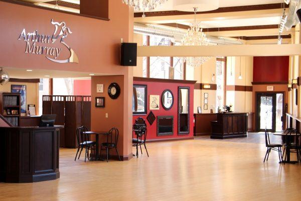 Arthur Murray Lakeview dance studio North Chicago IL