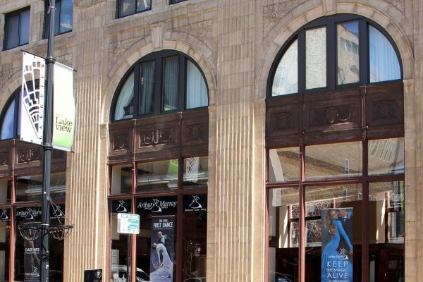 Arthur Murray Lakeview dance studio North Chicago IL exterior