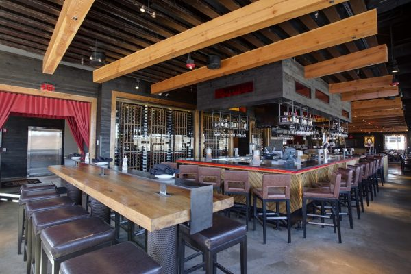 Del Frisco's Grille Chestnut Hill MA bar
