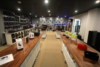 HiDEF Lifestyle Home Theater Store in Harrisburg, PA audio equipment