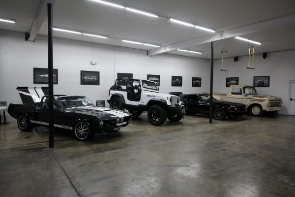 HiDEF Lifestyle Home Theater Store in Harrisburg, PA car audio installation designs