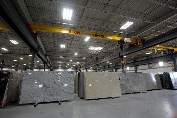 Reliance Stones - Granite & Marble supplier in Kenilworth, NJ slabs