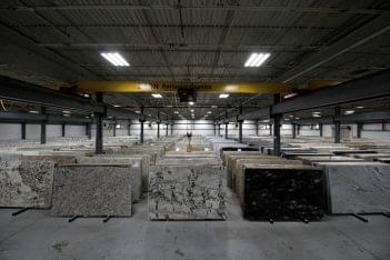 Reliance Stones - Granite & Marble supplier in Kenilworth, NJ warehouse