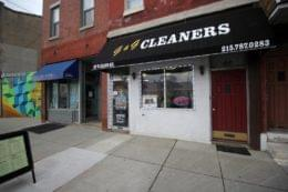 G&G Cleaners in Philadelphia, PA store front