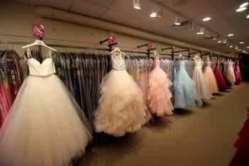 Jan's Boutique dress store in Cherry Hill, NJ dresses