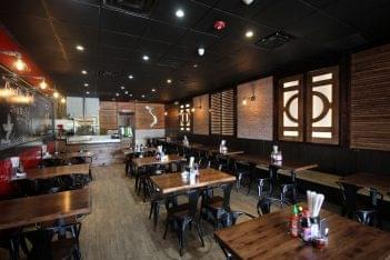 Hen Vietnamese Restaurant in Cherry Hill, NJ interior